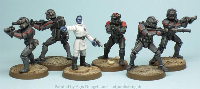 Kayn Somos Imperial Assault Star Wars deutsch